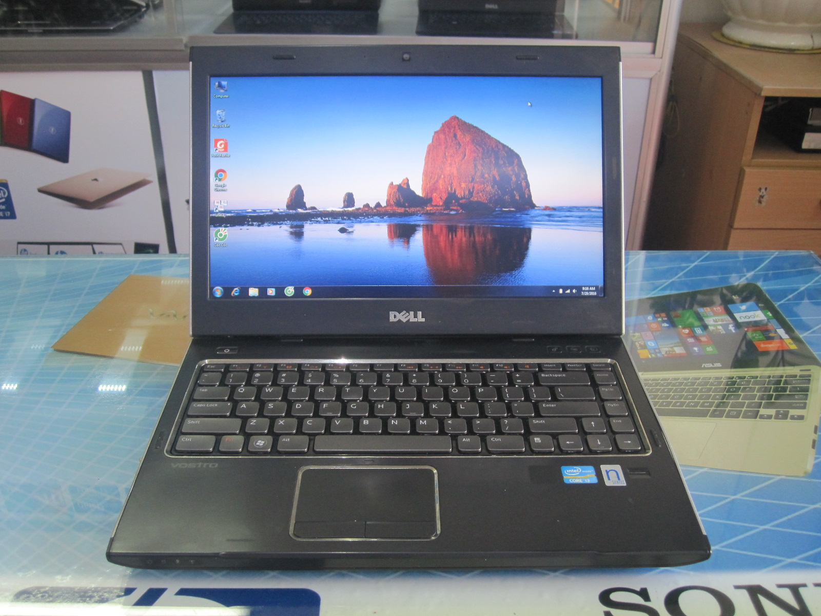 laptop dell cũ giá rẻ