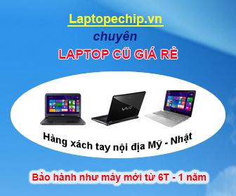 bán laptop giá rẻ tại tphcm