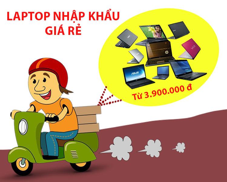 laptop nhập khẩu giá rẻ
