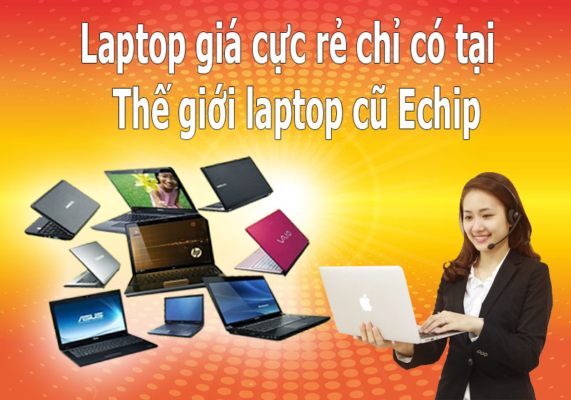 laptop giá cực rẻ