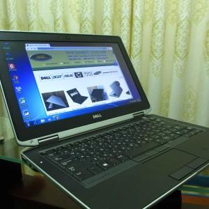 DELL Latitude E6330 Core i5-3320M-2.6GHz/RAM 4GB/SSD 128GB/Màn Hình 13.3 inch/Vỏ nhôm/Hàng bản  USA