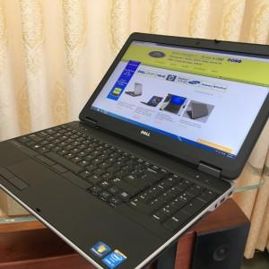 DELL Latitude E6540 i7-4600M/Ram 4G/HDD 500G/ VGA Intel HD 4600/Màn Hình 15.6 inch/ Vỏ nhôm