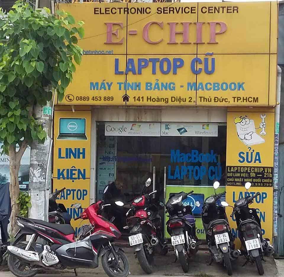 laptop cu binh thanh