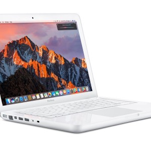 Macbook White 6.1 Intel P7550/ Ram 4GB/ HDD 250GB/ Màn hình 13.3 inch/ Crad VGA rời