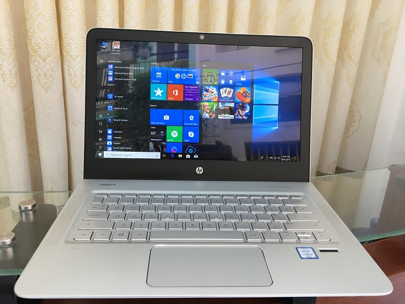 HP envy notebook (1)