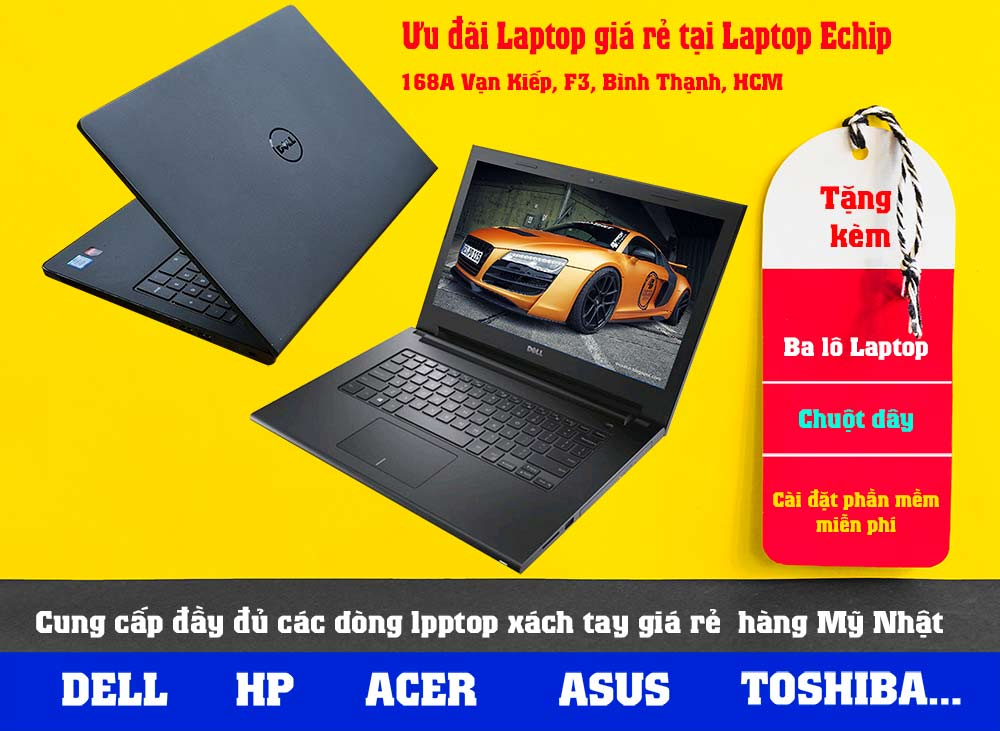 Laptop xách tay giá rẻ