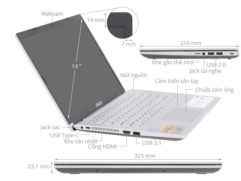 ASUS VivoBook X409F (2)